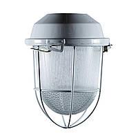 Светильник подвесной с сеткой НСП 02-100-012  100 Вт E27 IP54 (НСП 02-100 У сетка)
