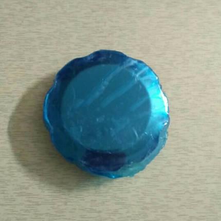Крышка топливного бака металлическая 168F, 170F, фото 2