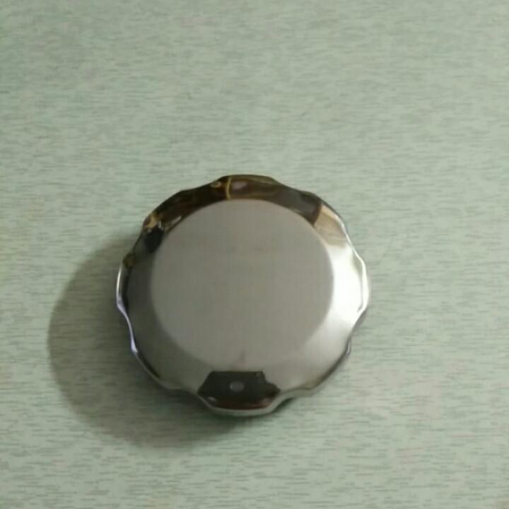 Крышка топливного бака металлическая 168F, 170F