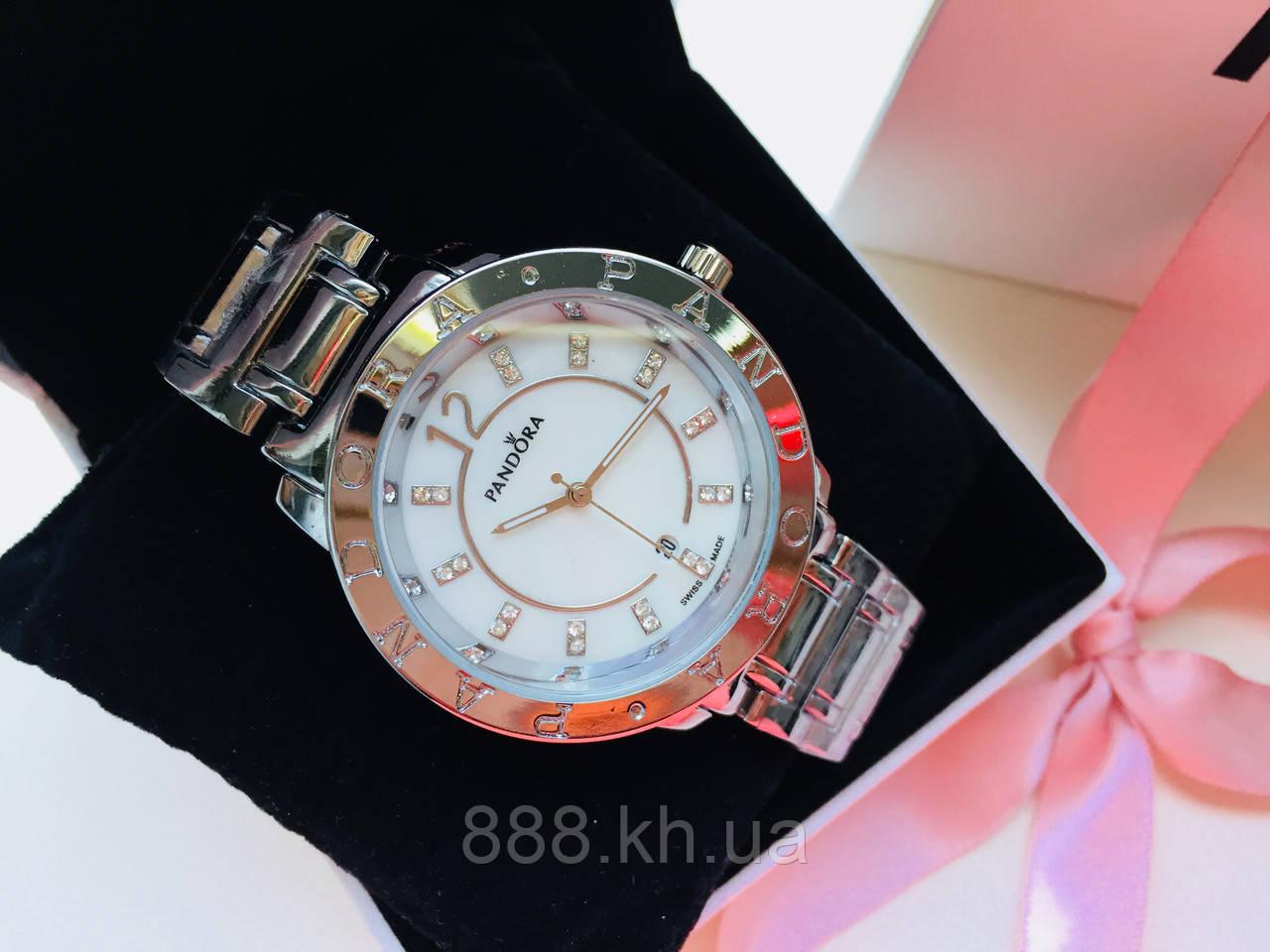 Женские наручные часы Pandora 1705187, стильные часы для девочек