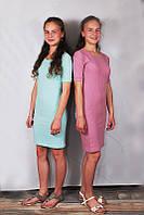 Платье летнее для девочек на рост 116-152 см