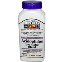 Ацидофилус (пробиотик) 150 капс 21-й век