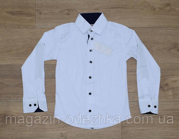 Рубашка для мальчика 11-12-13-14-15 лет adc563626d4