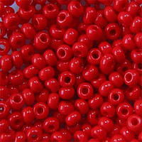 Чешский бисер для рукоделия Preciosa(Прециоза) оригинал 50г 31119-93190-10 красный