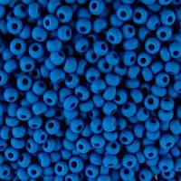 Чешский бисер для рукоделия Preciosa(Прециоза) оригинал 50г 33139-33210-10 синий