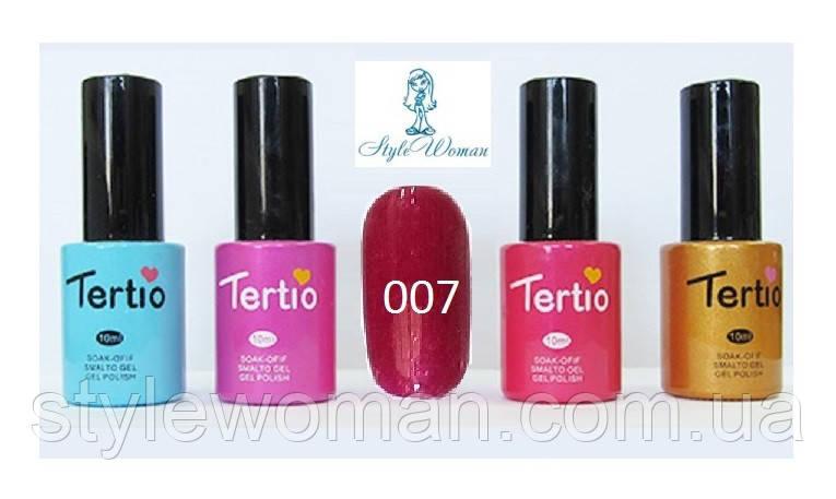 Гель лак Tertio №007 10мл