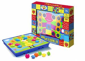 Игрушка KI-7060 мозаика с крупными деталями 38 элементов Royaltoys