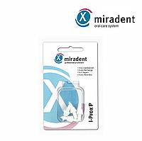 Сменные насадки монопучковые miradent l-Prox P Replacnent Brushes, (4 шт) , фото 1