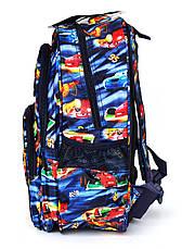 ed3a91b82231 Купить Школьный рюкзак с ортопедической спинкой и с 3Д рисунком ...