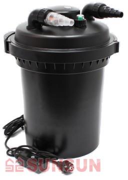 Напорный фильтр для пруда SunSun CPF-280 (до 8 000 л)