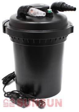 Напорный фильтр для пруда SunSun CPF-280 (до 8 000 л), фото 2