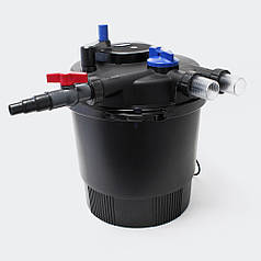 Напорный фильтр для пруда SunSun CPF-12000 (до 12 000 л, УФ 11 ВТ)