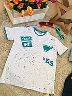 Футболка для мальчиков от 1,5 до 6 лет Оптом и в розницу   Турция, фото 1