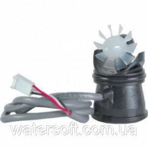Счетчик воды (расходомер) в сборе к клапану Clack WS1