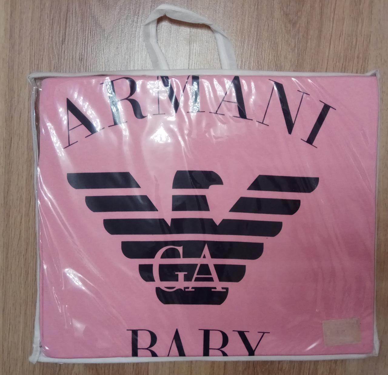 8fa47d7f4f29 Плед для новорожденного с уголком, Armani: продажа, цена в Днепре ...