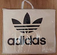 Плед для новорожденного с уголком, Adidas, фото 1
