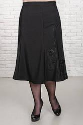 Женская юбка больших размеров  SV Шестиклинка
