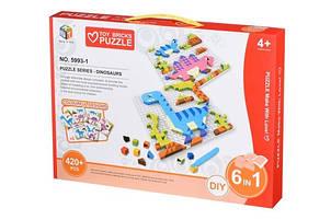Детская мозаика 5993-1Ut 420 элементов Royaltoys