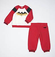 Костюм для мальчика Original Marines Batman 74 см красно-белый