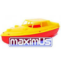 Детский игрушечный кораблик