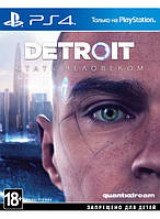 Detroit: Become Human (Тижневий прокат запису)