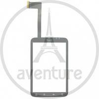 Сенсор (тачскрин) HTC A510/ A510e/ PG76100 G13 Wildfire S Rev 3 черный