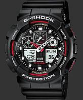 Спортивные наручные часы Casio G-shock GA-100