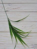 Ветка зеленой травки 60см