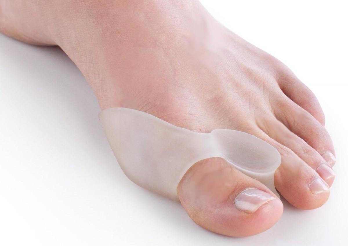 Фиксатор для коррекции косточки большого пальца ноги valgus pro