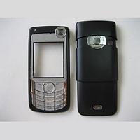 Корпус ААА Nokia 6680 (черный) + русская клавиатура