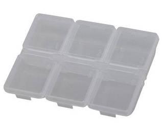 Коробка Meiho Fly Box FB-6