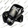 Боксерские перчатки «Everlast» 12 OZ (черные)
