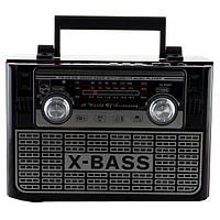 FM приемник, Радио RX 638 BT, Портативный радиоприемник Golon с bluetooth, Портативная акустика c usb