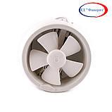 Оконный вентилятор с клапаном  АРС 20-4-А, фото 4