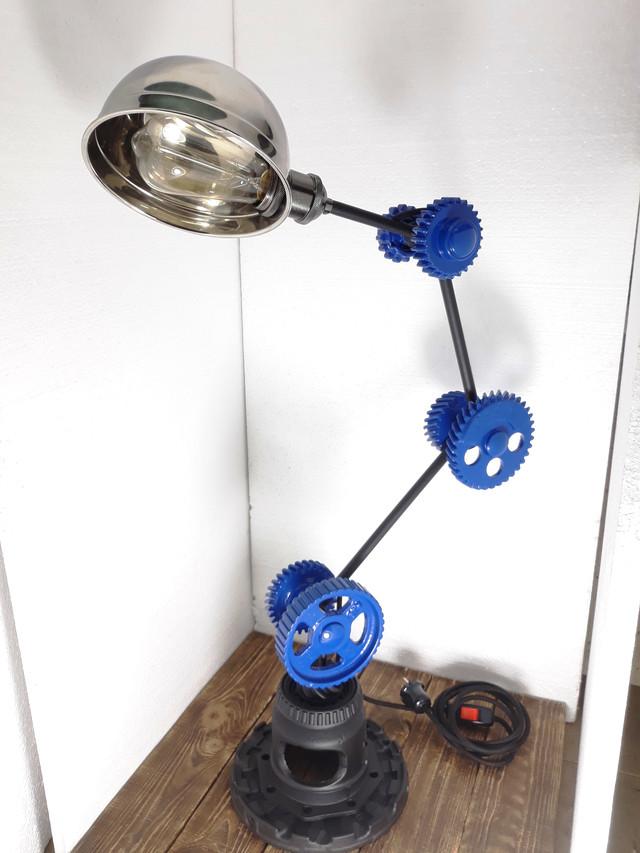 светильник в стиле лофт раскладной