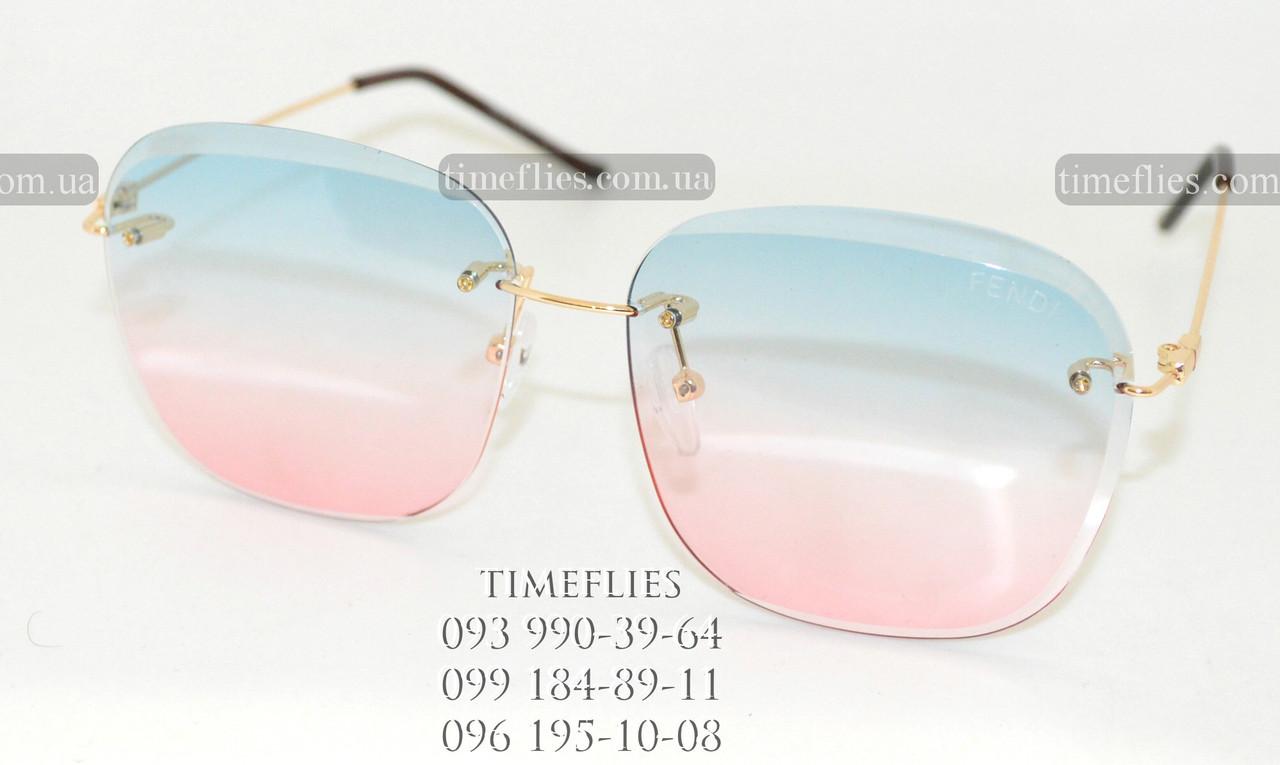 Fendi №50 Солнцезащитные очки