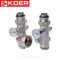Коннектор для подключения циркуляционного насоса 1'' KOER KR.1020