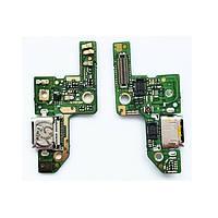 Разьем зарядки Huawei Honor 8 (FRD-L09/FRD-L19)/Standard Edition/Premium Edition с нижней платой