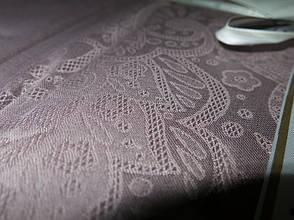 Комплект постельного белья First Choice Сатин Жаккард 200х220 Fiona Tas, фото 3