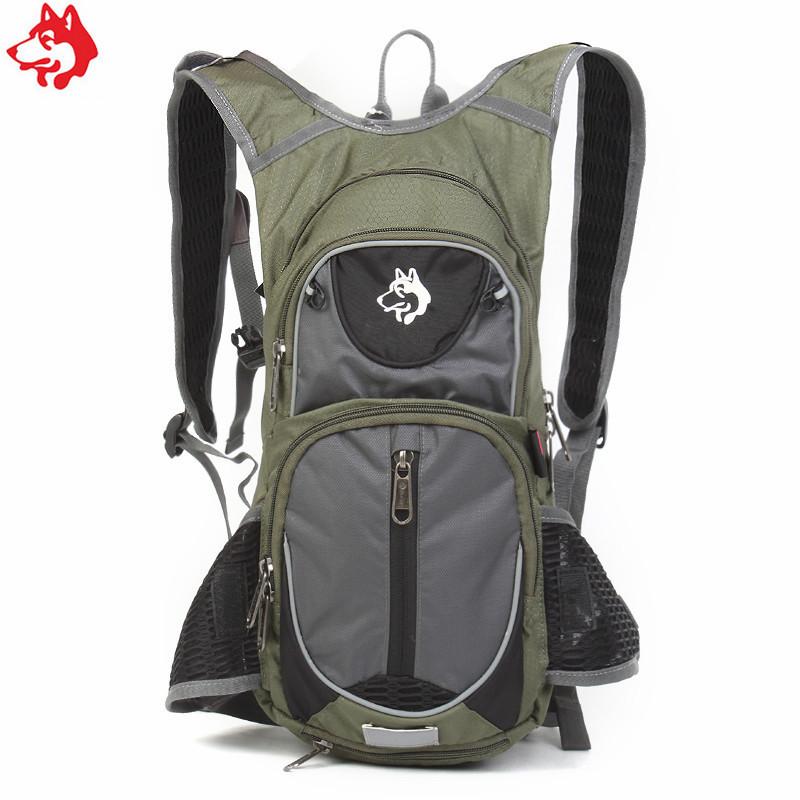 Рюкзак для гидратора Hasky зеленый