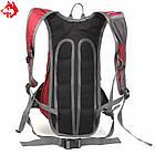 Рюкзак для гидратора Hasky красный, фото 5