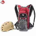 Рюкзак для гидратора Hasky красный, фото 2
