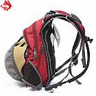 Рюкзак для гидратора Hasky красный, фото 6