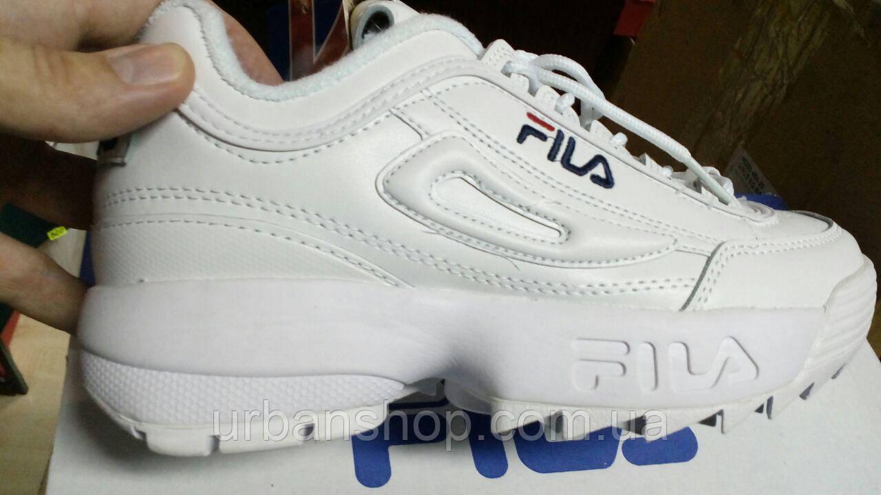 Кросівки Fila Disruptor II White. 45