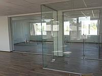 Стеклянные офисные перегородки, фото 1