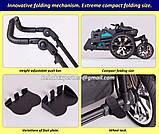 Специальная коляска для детей с ДЦП HOGGI BINGO Evolution Special Needs Stroller Size 2, фото 6