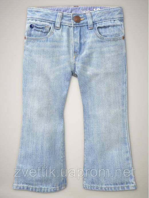 Стильные светлые джинсы (Размер 4Т) GAP (США)