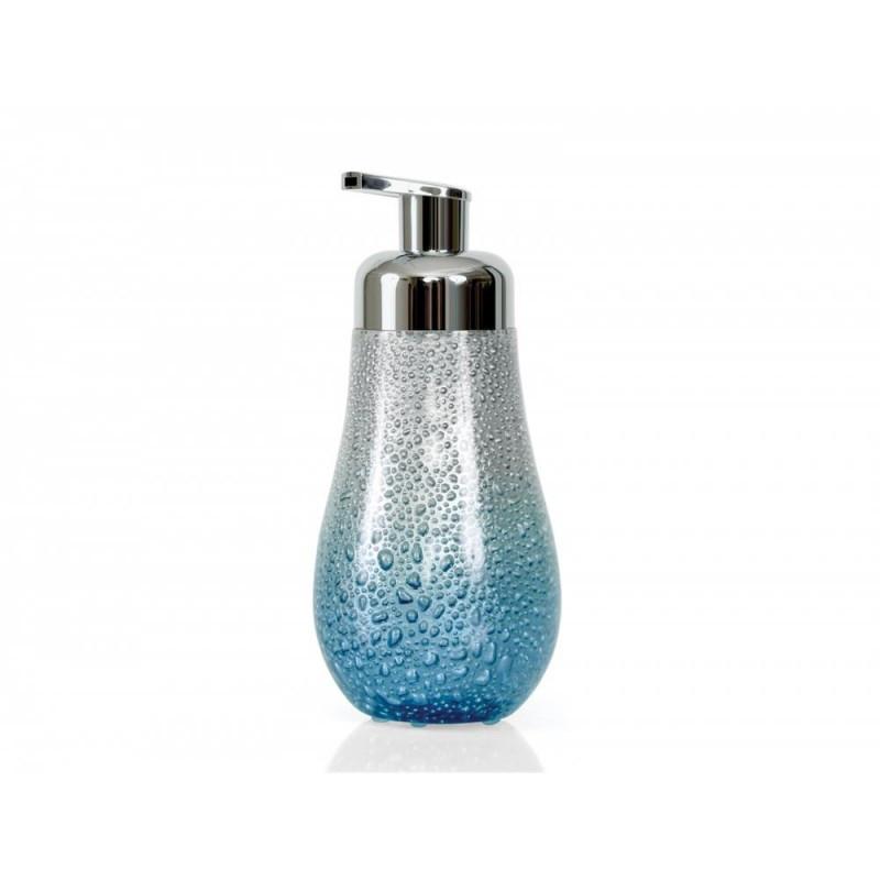 Дозатор для мыла Irya - Drop turkuaz бирюзовый