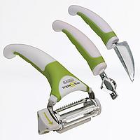 Набор Triple Slicer 019 для чистки овощей