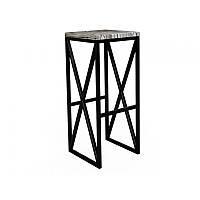 Барный стул в стиле Лофт Loft металлический. Мебель для кафе, баров, ресторанов. КаБаРе. HoReCa